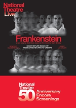 "NTLIve: ""Frankenstein"" by Nick Dear @ Odyssée cinema 