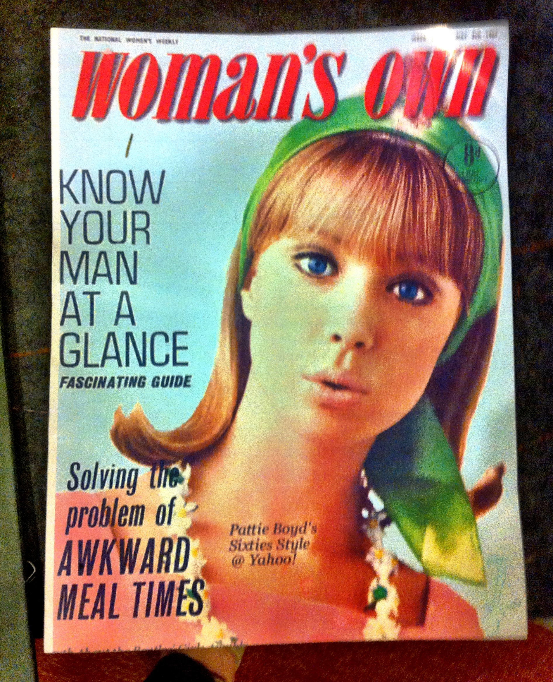 Women magazine (around 1960)